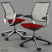 Humanscale Diffrient Smart 3d model