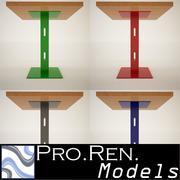 Bar Table Type A 3d model