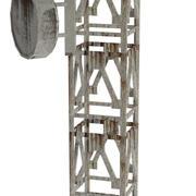 Torre de radio modelo 3d