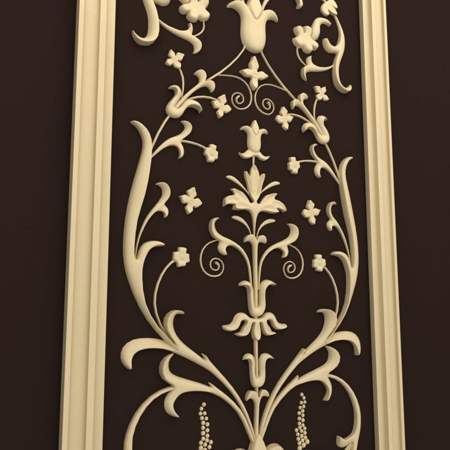 Architectural Elements royalty-free 3d model - Preview no. 3