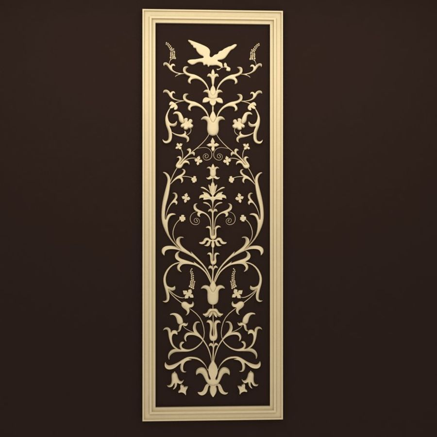 Architectural Elements royalty-free 3d model - Preview no. 1