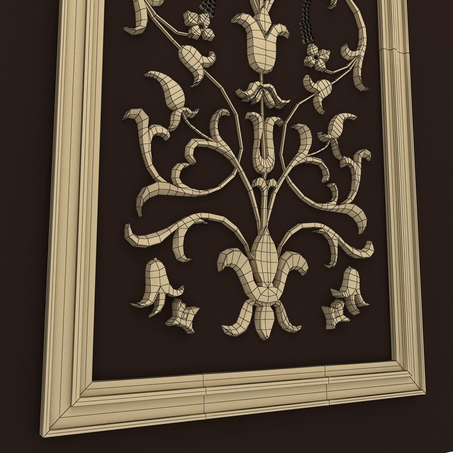 Architectural Elements royalty-free 3d model - Preview no. 5