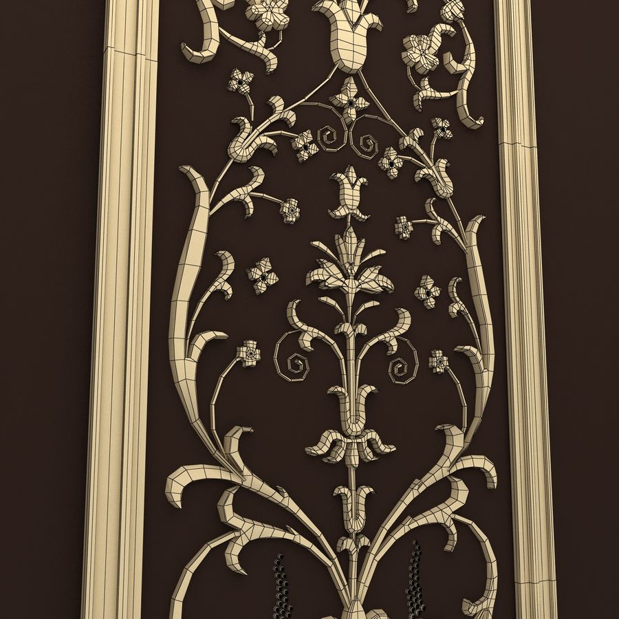Architectural Elements royalty-free 3d model - Preview no. 6