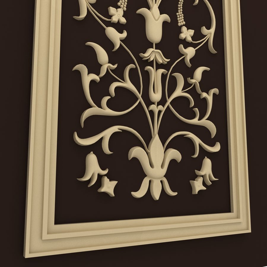 Architectural Elements royalty-free 3d model - Preview no. 2