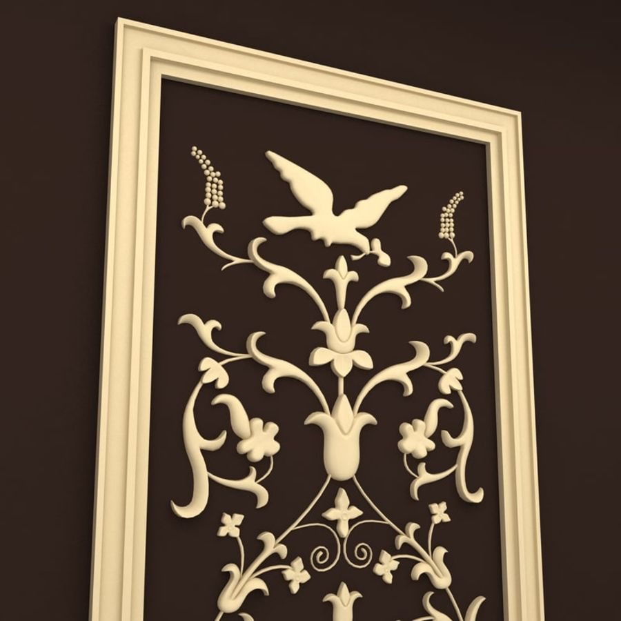 Architectural Elements royalty-free 3d model - Preview no. 4