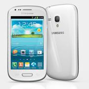 Samsung i8190 Galaxy s III Mini 3d model