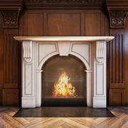 Fireplace Carmona CM-61 3d model