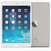 Apple iPad mini 2 zilver 3d model