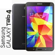 Samsung Galaxy Tab 4 8.0 3d model