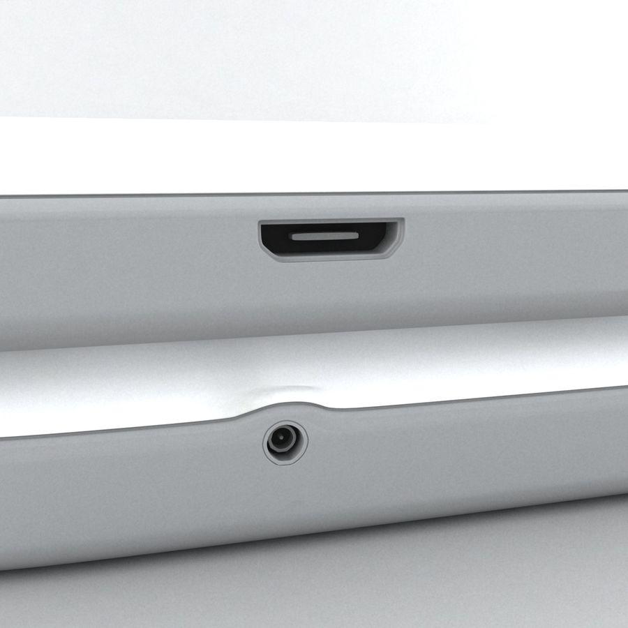 三星Galaxy Core Prime royalty-free 3d model - Preview no. 8