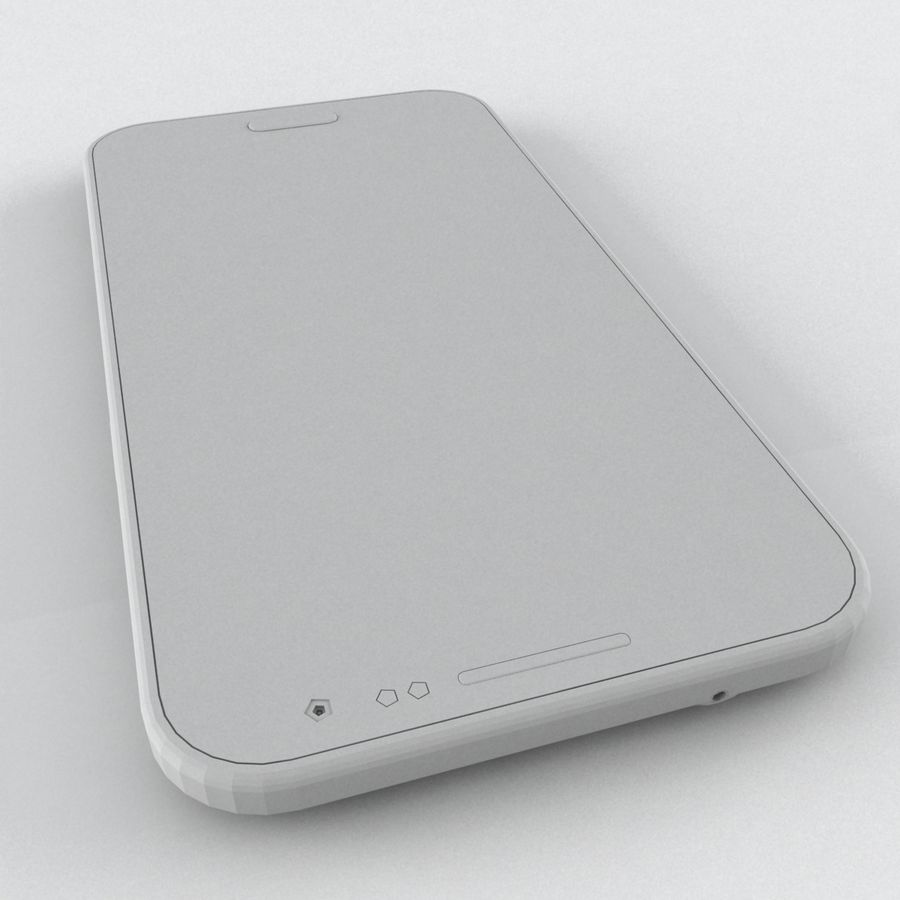 三星Galaxy Core Prime royalty-free 3d model - Preview no. 9