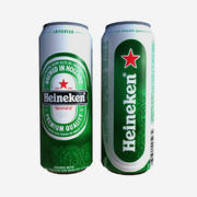 Heineken Beer Can 3d model
