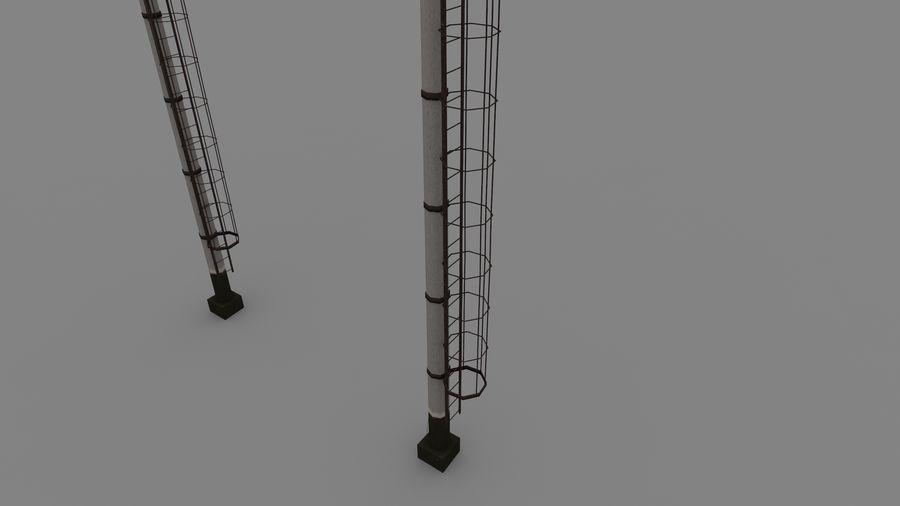 Radiotorn royalty-free 3d model - Preview no. 4