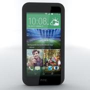 HTC Desire 320 3d model