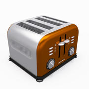 toaster morphy richards 3d model