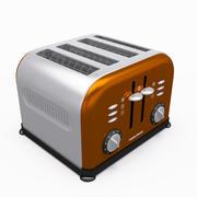 toaster morphy richards 3d model