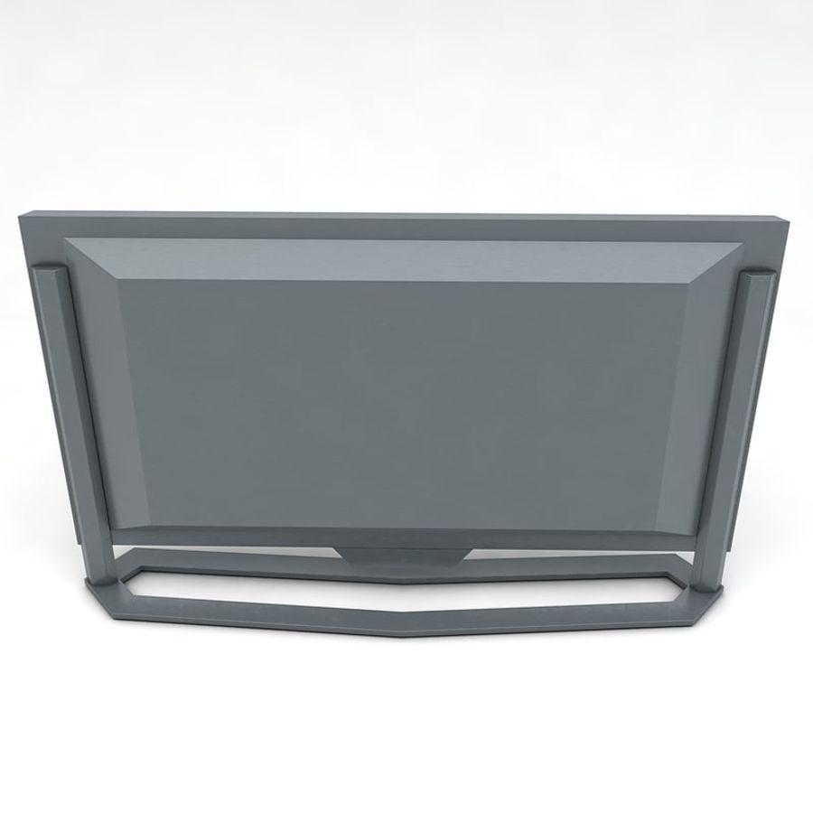 스마트 TV 03 royalty-free 3d model - Preview no. 5