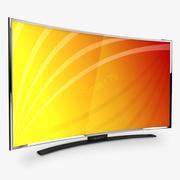 Smart TV 05 3d model