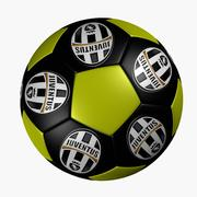 SOCCER BALL JUVENUTS 3d model