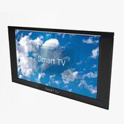Smart TV 01 3d model