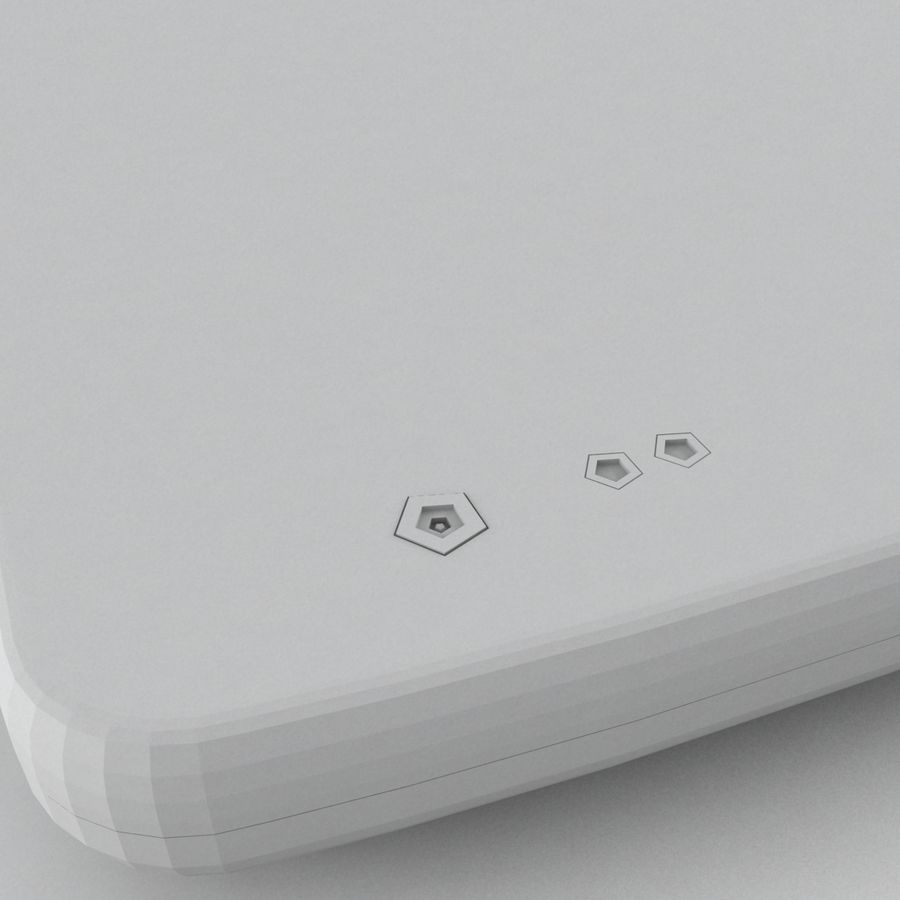 LG Tribute royalty-free 3d model - Preview no. 9