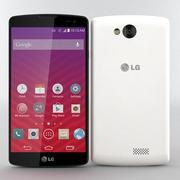 LG Tribute 3d model