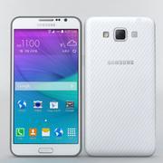 Samsung Galaxy Grand Max 3d model