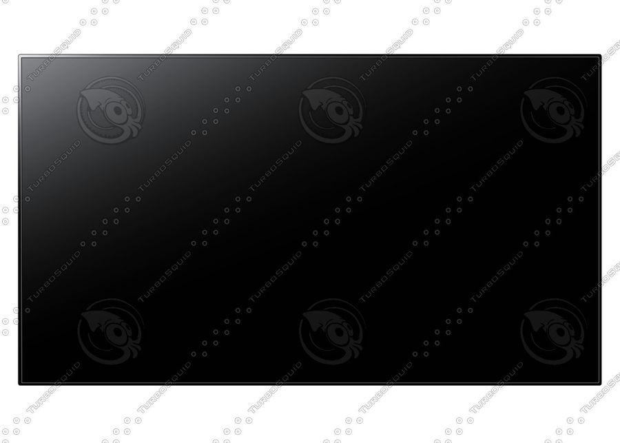 사무용 전자 제품 세트 royalty-free 3d model - Preview no. 36