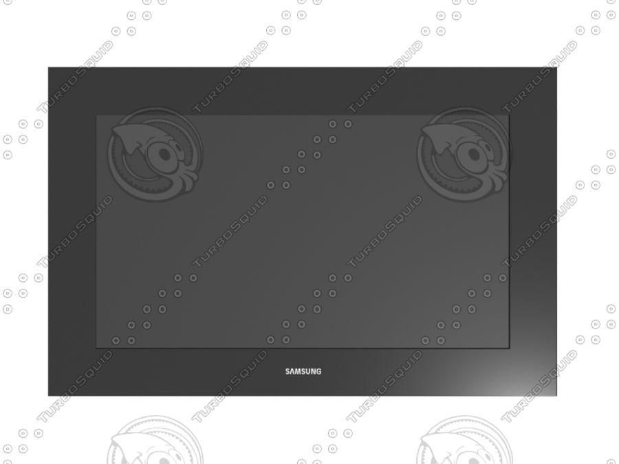사무용 전자 제품 세트 royalty-free 3d model - Preview no. 33