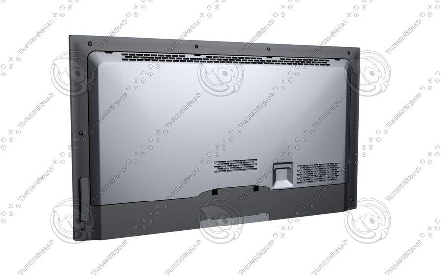 사무용 전자 제품 세트 royalty-free 3d model - Preview no. 22