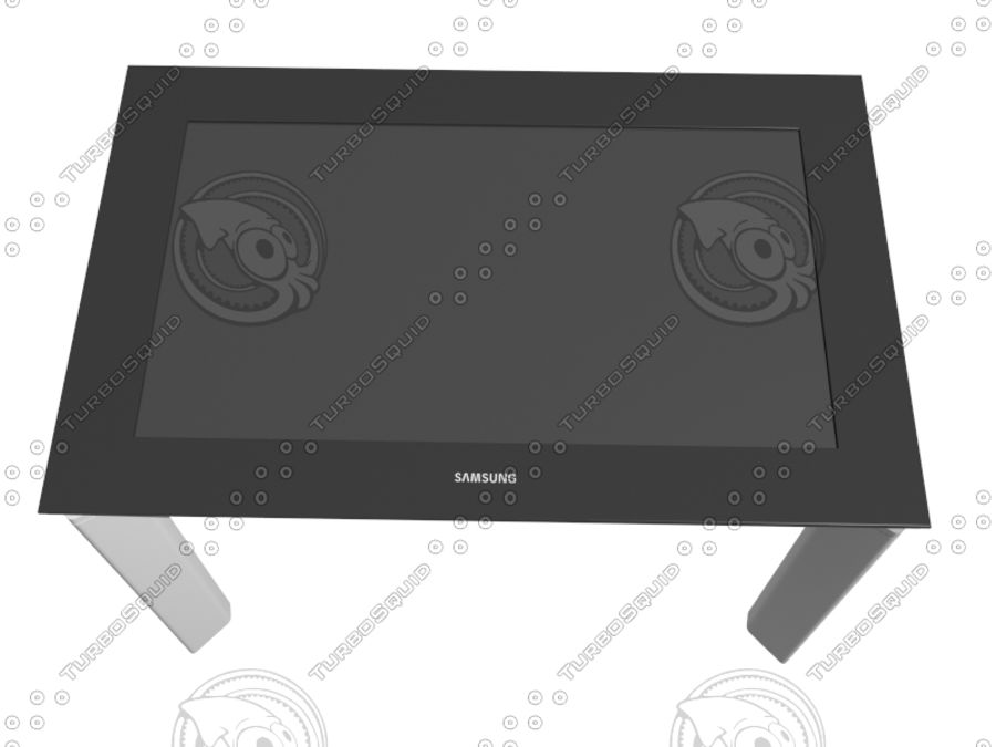 Office electronics set royalty-free 3d model - Preview no. 32