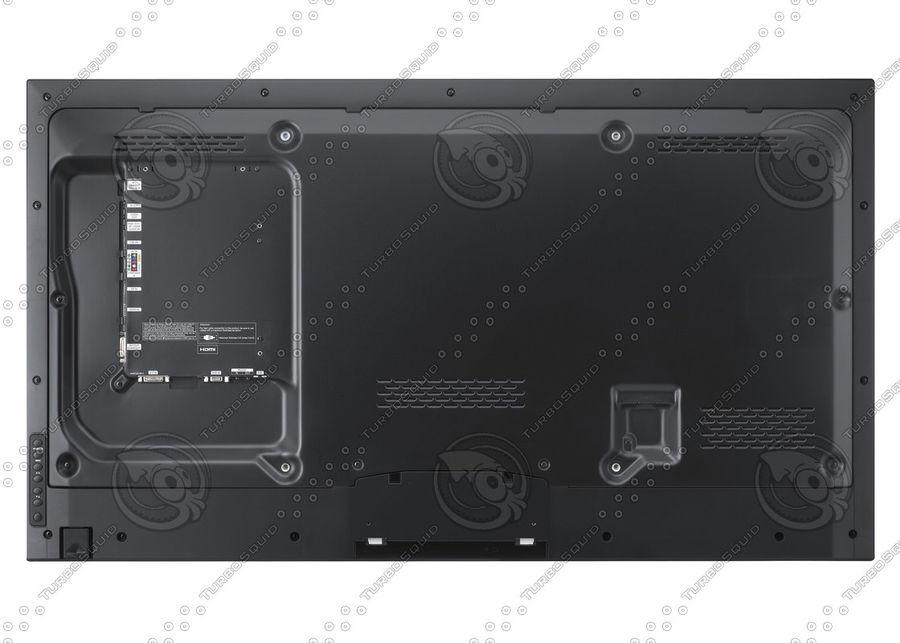 사무용 전자 제품 세트 royalty-free 3d model - Preview no. 35