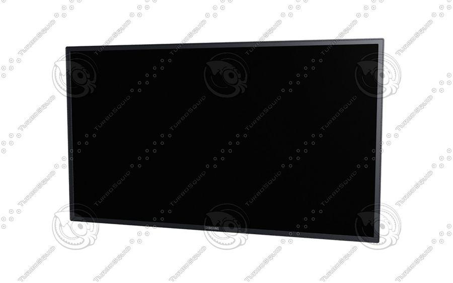 사무용 전자 제품 세트 royalty-free 3d model - Preview no. 21