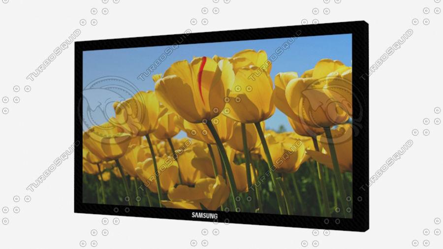 사무용 전자 제품 세트 royalty-free 3d model - Preview no. 3