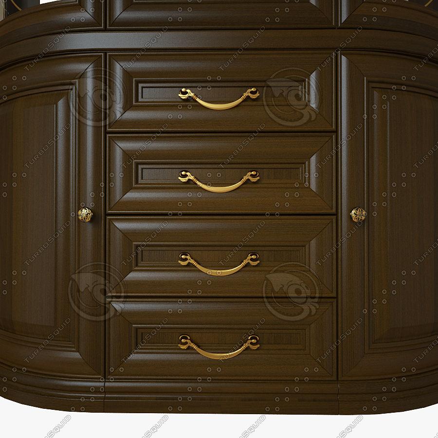 Vitrine royalty-free 3d model - Preview no. 5