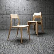 cadeira de novembro 3d model