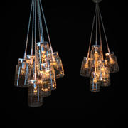 bottle-lampen 3d model