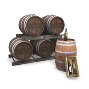 Winery Pack 1 3d model