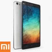 Xiaomi Mi Note modelo 3d