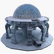Dome City MHT-02 3d model