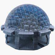 Dome City MHT-04 3d model