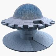 Dome City MHT-01 3d model