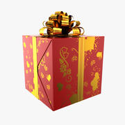 ギフト用の箱 3d model