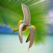 Banan 3d model