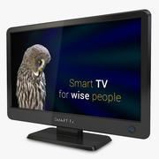 Smart TV 02 3d model