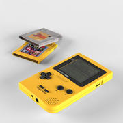 Game Boy Pocket modelo 3d
