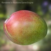 Mango hoch und niedrig Poly 3d model