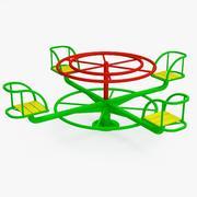 Carousel006 3d model