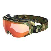 Snow goggles 3d model