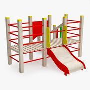 Playground008 3d model